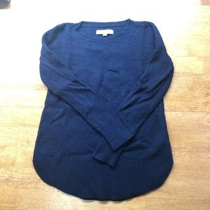 Navy Loft Sweater